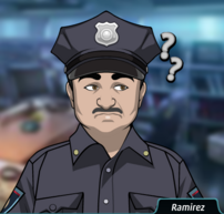 Ramirez Preguntándose