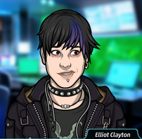 Elliot nervioso