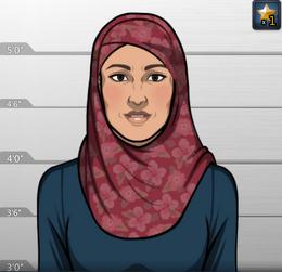 Fatima Bouseffi