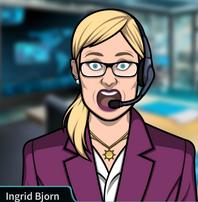 Ingrid shockeada 5