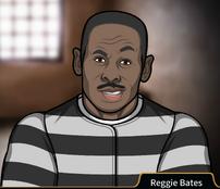 Reggie uniforme de prision
