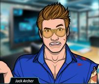 Jack con un disparo en el brazo 7