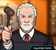Saygıdeğer Dante