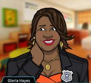 Gloria avergonzada2