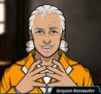 Grayson en En el Barro