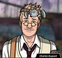 Charles compasivo