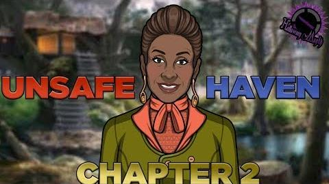 VIOLA?!?!??!! Criminal Case Mysteries of the Past Case 48 - Unsafe Haven Chapter 2