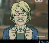 Martha en Vuelo de Ida