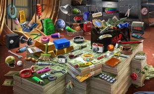 Pilas de Dinero - No hay honor entre ladrones
