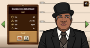 Cornelius Castletown 32
