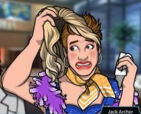 Jack como mujer 2