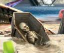 Pip's skeleton body