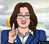 Denise en Venga Nosostros a tu reino