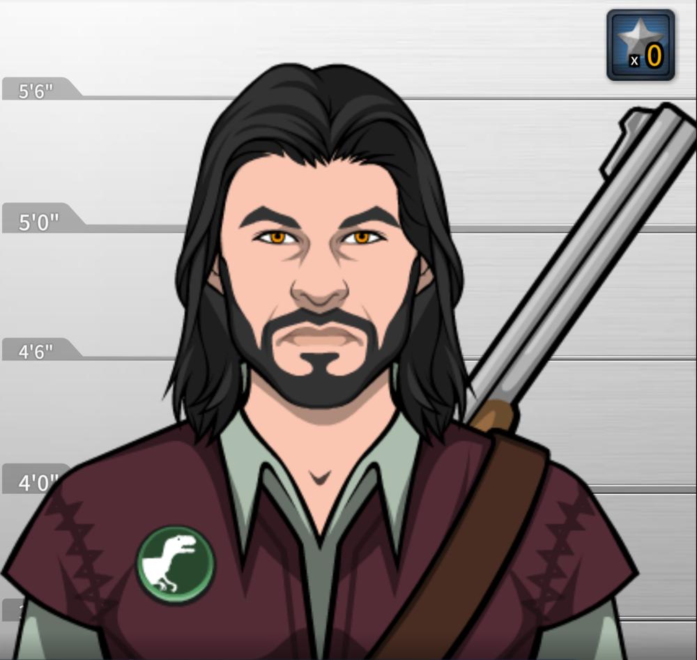 James Savage | Wiki Criminal Case Grimsborough | FANDOM powered by Wikia
