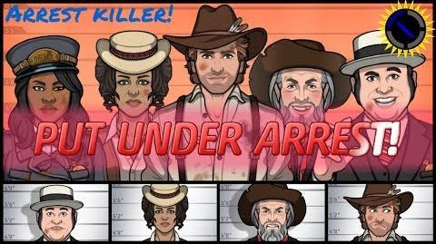 Criminal Case Mysteries of the Past Case 28 - 3 10 To Death Arrest Killer!