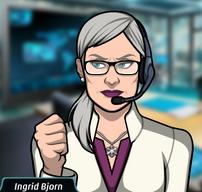 Ingrid determinada