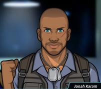 Jonah confiado