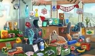10. Sala de Descanso Dinero Inteligente