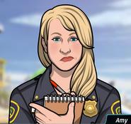 Amy İlk Soruşturma