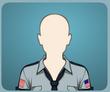 Kravatlı Gri Polis GömleğiK