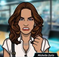 Michelle centrada