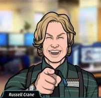 29 Russell Burlandose