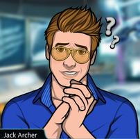 Jack mendigando