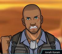 Jonah enojado 1