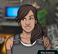 Rita Sonriendo