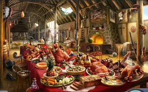 Salón de Banquete, 1643 - Duelo Sangriento