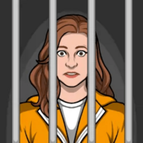 Justine en prision