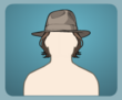 Normal Şapka