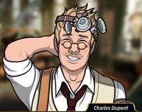 Charles avergonzado2