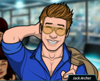 Jack sudando 9