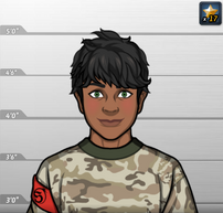 Sanjay en Los juegos de sangre