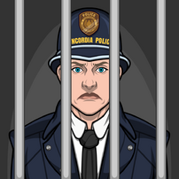 John en prisión