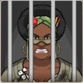 Harriet en prision