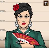 Madam Xiang en Ojos Bien Cerrados