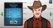 Suspect 4 (Dylan Cobbs)