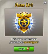 600 Rank Up