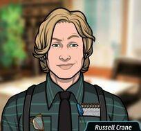 1 Russell Crane