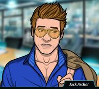 Jack deprimido