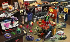 Mesa de Dibujo - Había una Vez un Crimen