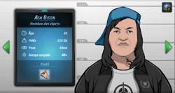 Case 1 - Ash Bison