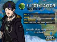 Elliot Caracs S3