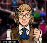 "Evelyn ""Evie"" Holloway"