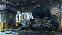 Fall 7 - Kaputtes Auto