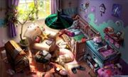 247px-Baby's bedroom