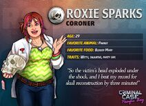 Roxie Caracs S2
