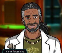 Yann Toussaint S2